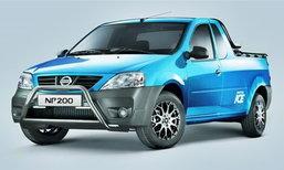 Nissan NP200 ICE รุ่นพิเศษที่แอฟริกาใต้ เคาะเริ่ม 4.9 แสนบาท
