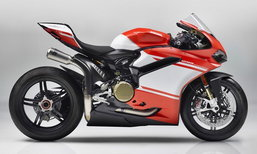 2017 Ducati 1299 Superleggera ใหม่ เปิดตัวในงาน EICMA ที่อิตาลี