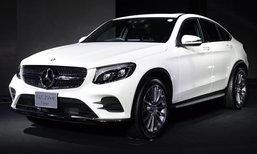 Mercedes-Benz GLC 250d 4MATIC Coupé ใหม่ เปิดตัวในไทยเริ่ม 4.09 ล้าน