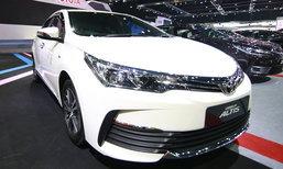Toyota Corolla Altis ใหม่ อาจมาพร้อมเครื่องยนต์ BMW