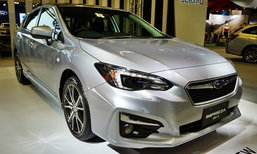 2017 Subaru Impreza ใหม่ เปิดตัวแล้วที่สิงคโปร์มอเตอร์โชว์