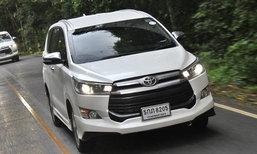 รีวิว 2016 Toyota Innova Crysta 2.8V ใหม่ ปรับหรูยิ่งกว่า-นั่งสบายยิ่งขึ้น