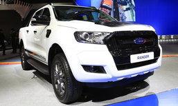 รถใหม่ Ford ในงาน Motor Expo 2016