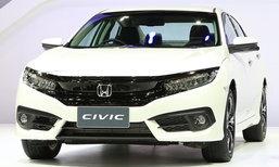 รถใหม่ Honda ในงาน Motor Expo 2016