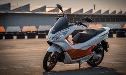 Honda PCX150 มอเตอร์ไซค์อัจฉริยะ ตอบโจทย์ชีวิตคนเมือง