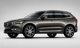 Volvo XC60 2018 ใหม่ เปิดตัวครั้งแรกที่เจนีวามอเตอร์โชว์