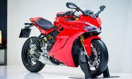 Ducati เปิดตัวบิ๊กไบค์ 4 รุ่นใหม่ที่งานมอเตอร์โชว์ 2017 เริ่ม 4.499 แสนบาท