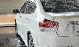 4 ข้อควรระวังเมื่อนำรถไปล้างตามปั๊มน้ำมัน