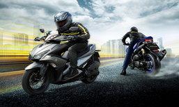 Yamaha Aerox 155 ที่สุดแห่งมอเตอร์ไซค์ออโต้พร้อมฟังก์ชั่นเหนือระดับ ตอบโจทย์ชีวิตในเมือง!