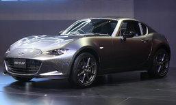 ราคารถใหม่ Mazda ในตลาดรถยนต์เดือนพฤษภาคม 2560