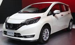 ราคารถใหม่ Nissan ในตลาดรถยนต์ประจำเดือนพฤษภาคม 2560
