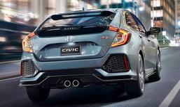 Honda Civic Hatch 2017 ใหม่ เริ่มวางขายที่ออสเตรเลีย รุ่นท็อปแค่ 9.58 แสนบาท