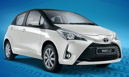Toyota Yaris 2017 ใหม่ เปิดตัวที่แอฟริกาใต้ ราคา 527,000 บาท