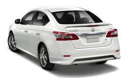 Nissan Sylphy 2017 รุ่นปรับโฉมย่อยใหม่ เพิ่มหน้าจอสัมผัส ราคา 859,000 บาท