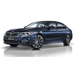 หลุด BMW 5-Series 2017 เวอร์ชั่นฐานล้อยาวเอาใจตลาดจีน