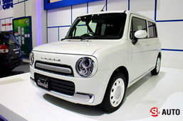 Suzuki Lapin Chocolat เผยโฉมแล้วที่งาน Motor Expo 2014