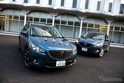 Mazda CX-5 2015 ไมเนอร์เชนจ์เตรียมเปิดตัวแล้ว