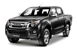 ราคารถใหม่ Isuzu ในตลาดรถประจำเดือนมกราคม 2558