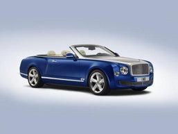 Bentley Grand Convertible ที่สุดของความหรูหราในรูปแบบเปิดประทุน