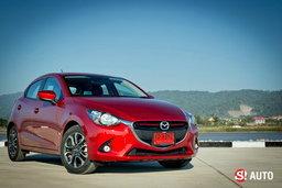 รีวิว Mazda 2 2015 SKYACTIV-D ตัวเล็กทรงพลัง ปรับปรุงดีขึ้นในทุกด้าน