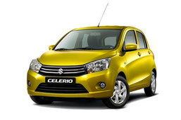 ราคารถใหม่ Suzuki ในตลาดรถยนต์ประจำเดือนกุมภาพันธ์ 2558