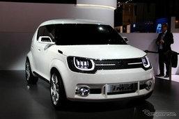 Suzuki iM-4 Concept เผยโฉมในงาน Geneva Motor Show 2015