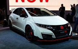 Honda Civic Type R ใหม่ เคาะราคา 1.48 ล้านบาทในอังกฤษ