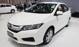 รถค่าย Honda - Motor Show 2015