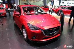 Mazda 2 SKYACTIV-G เครื่องเบนซินเคาะเริ่ม 5.5 แสนบาท
