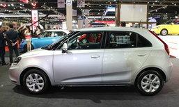 10 รถใหม่ล่าสุดงาน Motor Show 2015 - Part1