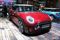 รถค่าย MINI - Motor Show 2015