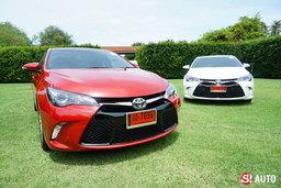 รีวิว Toyota Camry Esport ใหม่ กระชากความหรู สู่สปอร์ตซีดานระดับ D-Segment