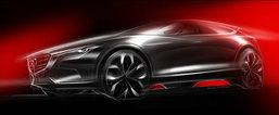 Mazda Koeru ต้นแบบครอสโอเวอร์ใหม่ล่าสุดเตรียมเปิดตัวที่แฟรงค์เฟิร์ต