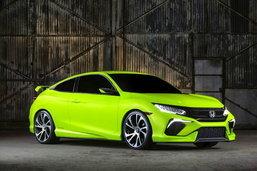 Honda Civic 2016 โมเดลเชนจ์ใหม่เตรียมเปิดตัว 16 กันยายนนี้