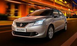 Suzuki Belano ใหม่ เผยทีเซอร์เห็นรายละเอียดชัดเจน