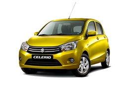 ราคารถใหม่ Suzuki ในตลาดรถยนต์ประจำเดือนธันวาคม 2558