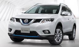ราคารถใหม่ Nissan ในตลาดรถยนต์ประจำเดือนธันวาคม 2558