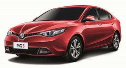 ราคารถใหม่ MG ในตลาดรถยนต์ประจำเดือนธันวาคม 2558