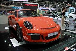 ส่องบูธ Porsche ในงาน Motor Expo 2015