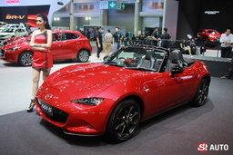 มาสด้า เอ็มเอ็กซ์-5 คว้ารางวัล Japan Car of Year