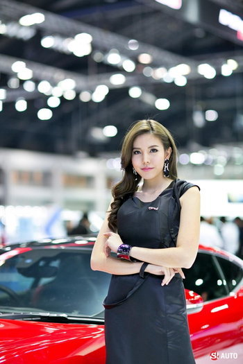 พริตตี้ Motor Expo 2016