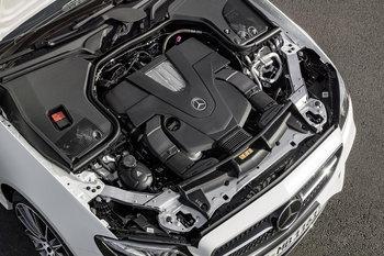 E-Class Coupe 2017