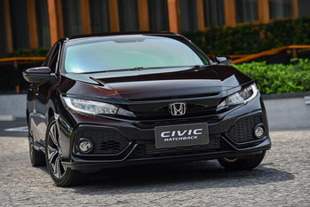 Honda Civic Hatchback 2017