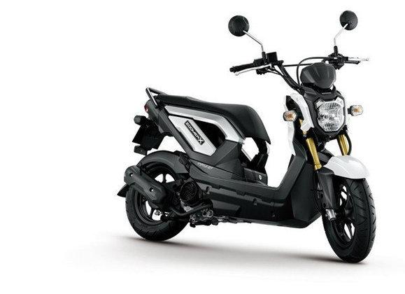 Honda Zoomer X ฉีกตลาด 2 ล้อ ด้วยราคาสุดพิเศษ