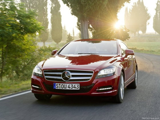 TSL เปิดสปอร์ตหรู Benz CLS 350
