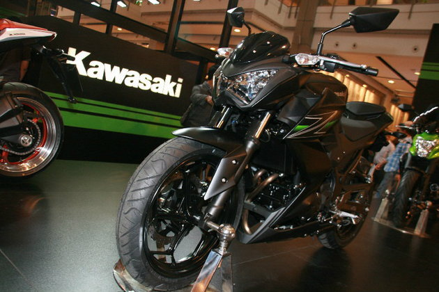 Kawasaki Z250 มาแล้วเมืองไทย..ในราคา 151,500 บาท