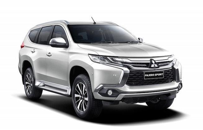 ราคารถใหม่ Mitsubishi ในตลาดรถยนต์ประจำเดือนมีนาคม 2559