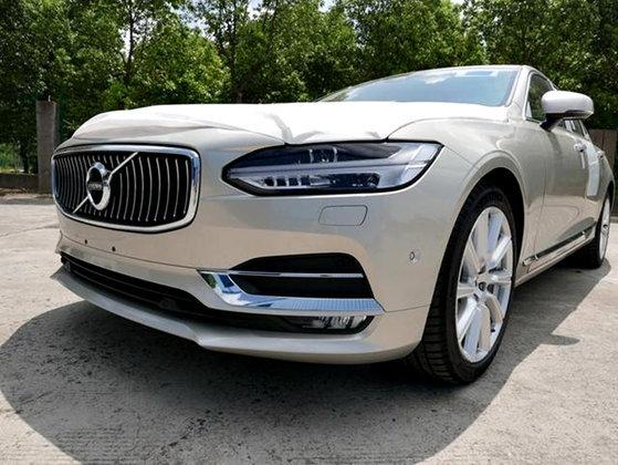 ดูใกล้ๆ! Volvo S90 ใหม่ ก่อนเปิดตัวอย่างเป็นทางการที่จีน