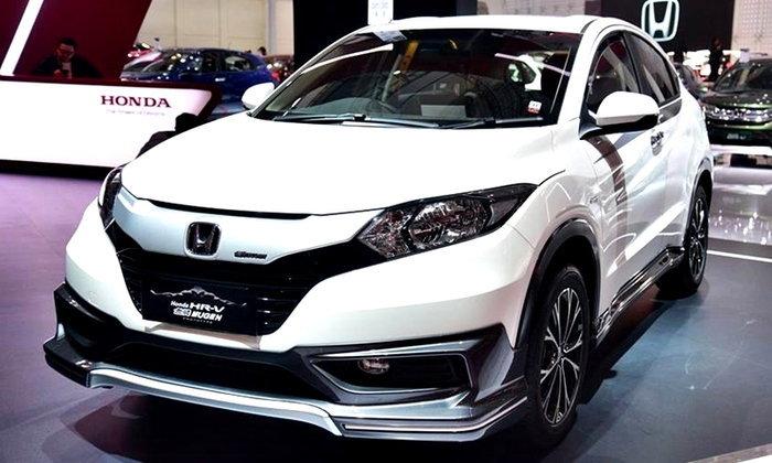 Honda HR-V พร้อมชุดแต่ง Mugen เผยโฉมที่อินโดฯมอเตอร์โชว์ 2016
