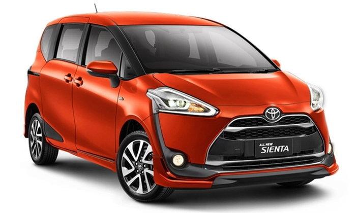 ราคารถใหม่ Toyota ในตลาดรถประจำเดือนสิงหาคม 2559